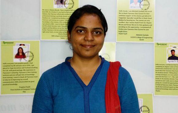 Prajakta Tupe | Placed @Sunone