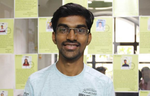 Shubham Patil | Placed @FIG MD