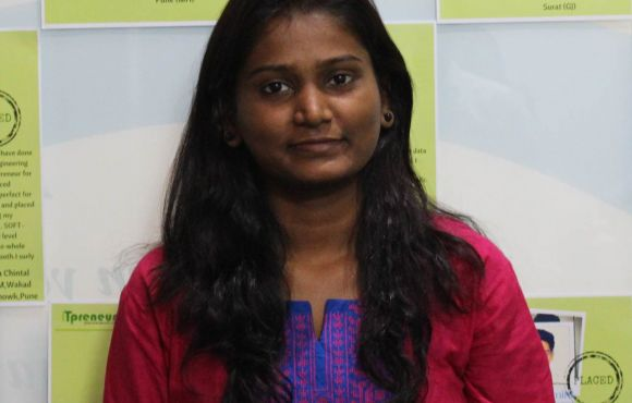 Madhuri Shirke | Placed @ Tech Mahindra