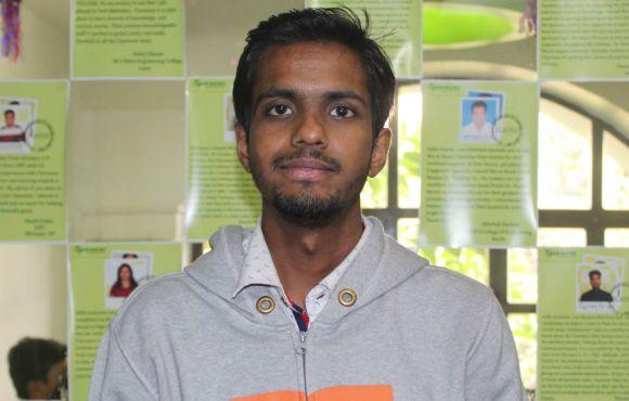 Mandar Jadhav | Placed @ Techspwan