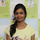 Namrata Singh placed at Capgemini