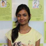 Namrata Singh placed at Capgemini