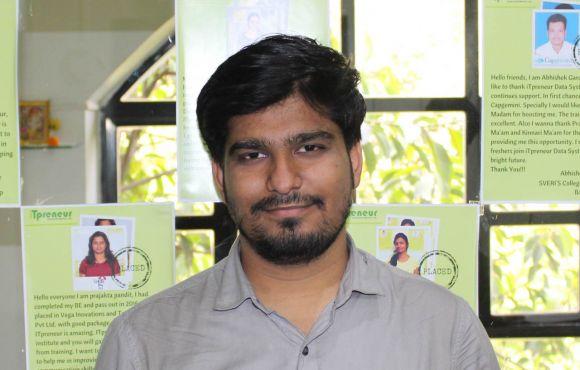 Neeraj Ladwani | Placed @ Idea