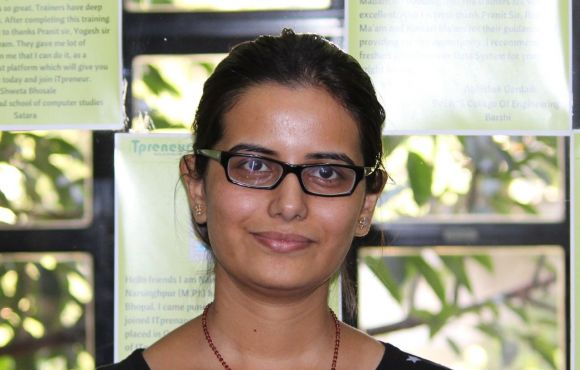 Prachi Kumari | Placed @ Savy Soft