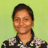 Pratiksha Narlawar Placed at Capgemini
