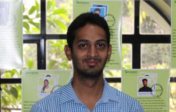 Shreyash Karn | Placed @ e-Clinical Works