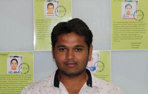 Siddharth Bendade | Placed @ IBM