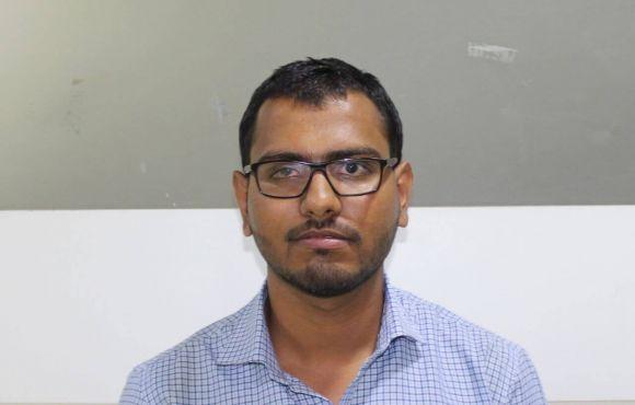 Siddhath Faye | Placed @ eClinical Works