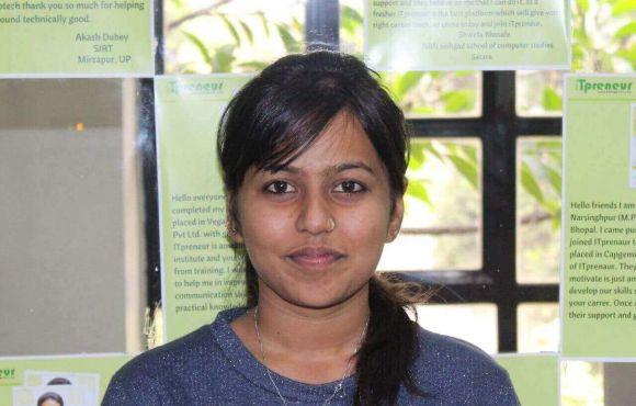 Vaishnavi Kamble | Placed @ EClinical Works