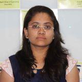 Mohini Mule Placed at Tech Mahinsra