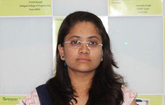 Mohini Mule | Placed @ Tech Mahindra