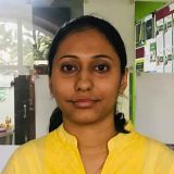 sayalee shinde Placed at SSBA Innovation-pune